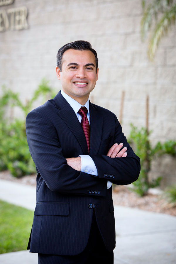 Dr. Sumit H. Rana MD Joint Replacement Surgeon